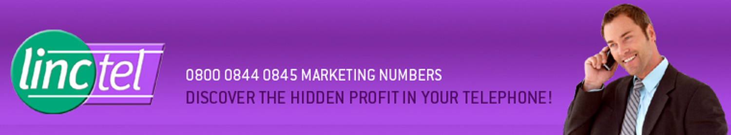 linctel,buy marketing telephone numbers,non-geographical-numbers